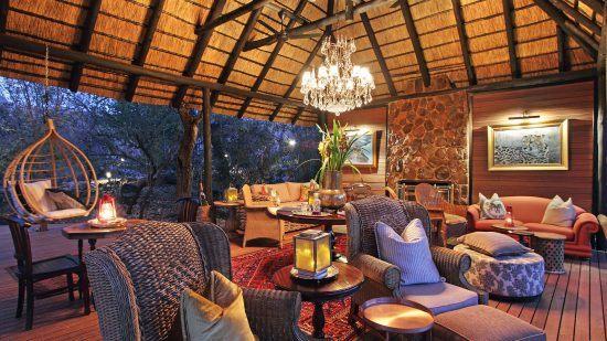 Camp Ndlovu oferece acomodações aconchegantes na Reserva Welgevonden