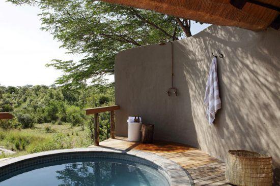 Londolozi-Camp: Der neue Außenbereich des Londolozi Varty Camp