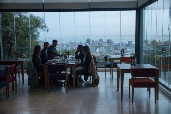 Café da manhã em MannaBay