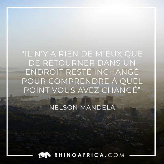 Citations Mandela pour le Centenaire de Mandela