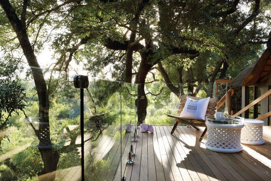 Londolozi Healing House immerses you in nature