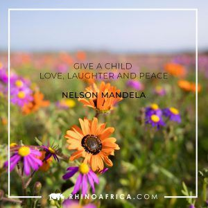 Quote from Madiba to celebrate Mandela Day