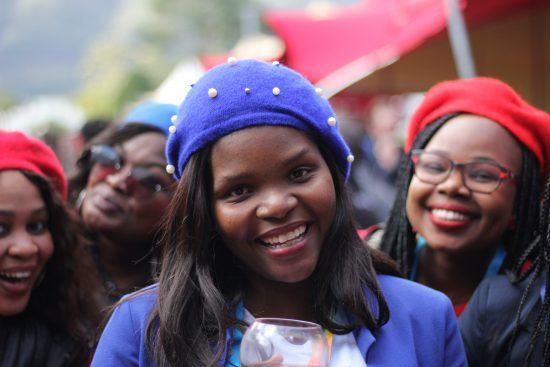Le 14 juillet célébré au Franshhoek Bastille Festival en Afrique du Sud.