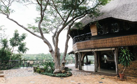 Chilo Gorge Safari Lodge is situated within the wilderness of Gonarezhou National Park in the Zimbabwe lowveld