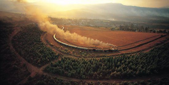 Visit South Africa now to experience a once-in-a-lifetime luxury train journey
