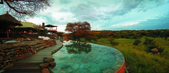 Tanzania and South Africa are top safari destinations of the rich and famous