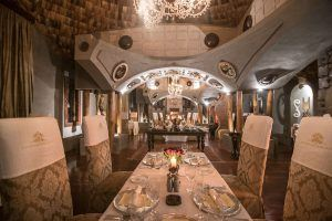 A luxury safari lodge - visit Kenya