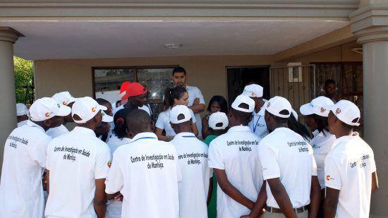 El proyecto ha implicado la colaboración de más de 500 trabajadores de campo locales