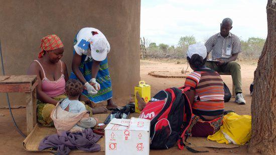 Mujeres y niños son especialmente vulnerables a la malaria