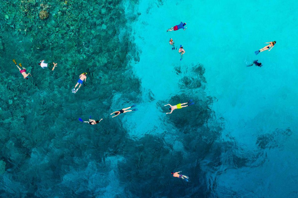 Plongée dans les îles de l'océan indien