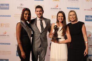 World Travel Awards a sacré Rhino Africa comme meilleure agence de safari.