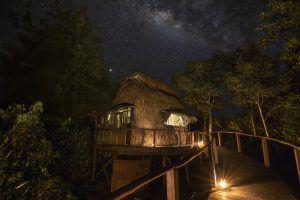 L'un des plus beaux lodges safari insolites d'Afrique : Lango Camp Odzala au Congo