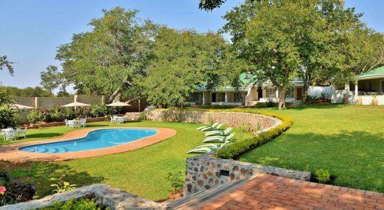 Batonka Guest House aux Chutes Victoria, top destinations en Afrique