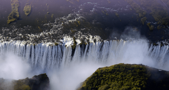Victoria Falls marks the end of this signature Southern Africa safari
