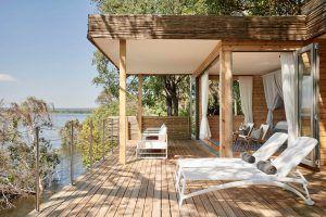L'un des lodges safari insolites en Afrique que nous préférons