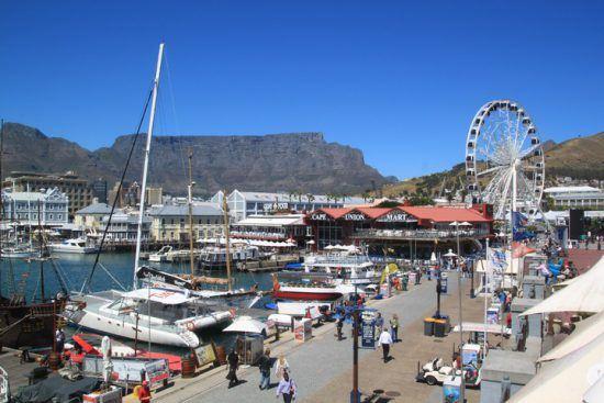 Navidades en Ciudad del Cabo