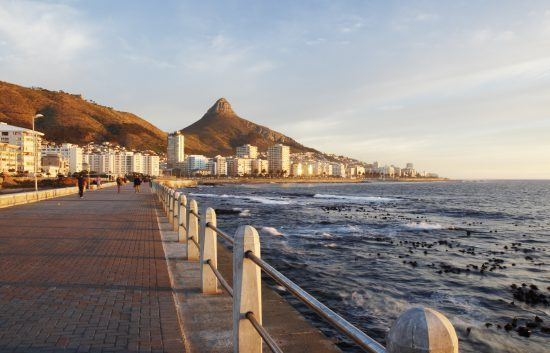 Que faire à Cape Town ? | Promenade de Sea Point