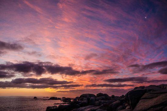 Que faire à Cape Town ? | Coucher de soleil depuis Camps Bay