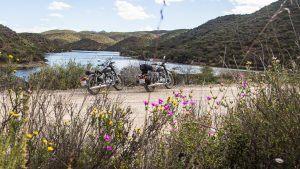 La Route 62 sur la Garden Route en Afrique du Sud