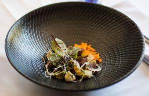 La Mouette, l'un des meilleurs restaurants à Cape Town en Afrique Sud.