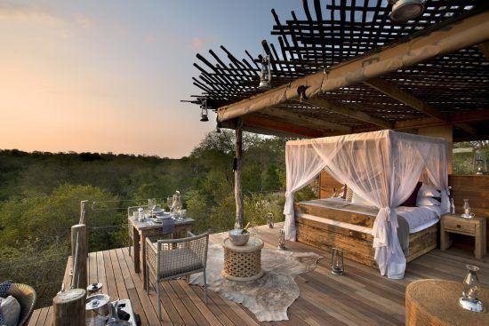 ¿Se te ocurre un lugar más romántico desde el que pasar tu luna de miel?