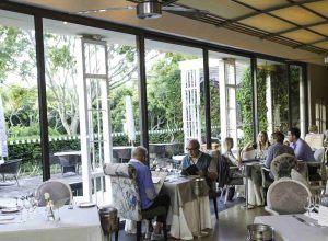 Myoga, l'un des meilleurs restaurants à Cape Town en Afrique Sud.