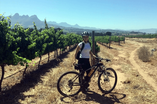 Rent a Bicycle encourages visitors to have a different experience of South Africa's culture and nature beauty by bicycle.