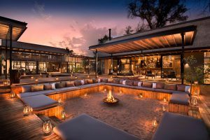 Lion Sands River Lodge is located in the Sabi Sand Game Reserve