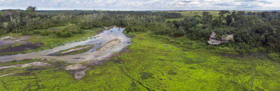 Congo significa descubrir lugares que ni siquiera sabías que pudieran existir.