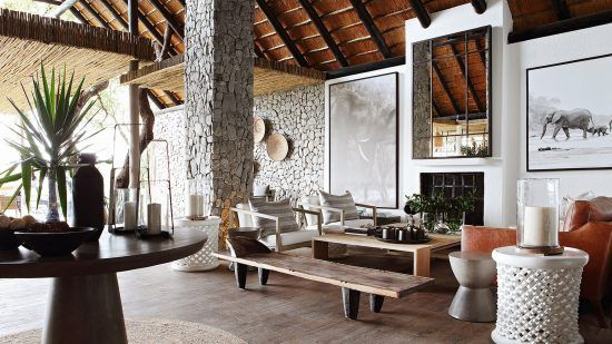 Campements du Parc Kruger | Lodge principal des Private Granite Suites