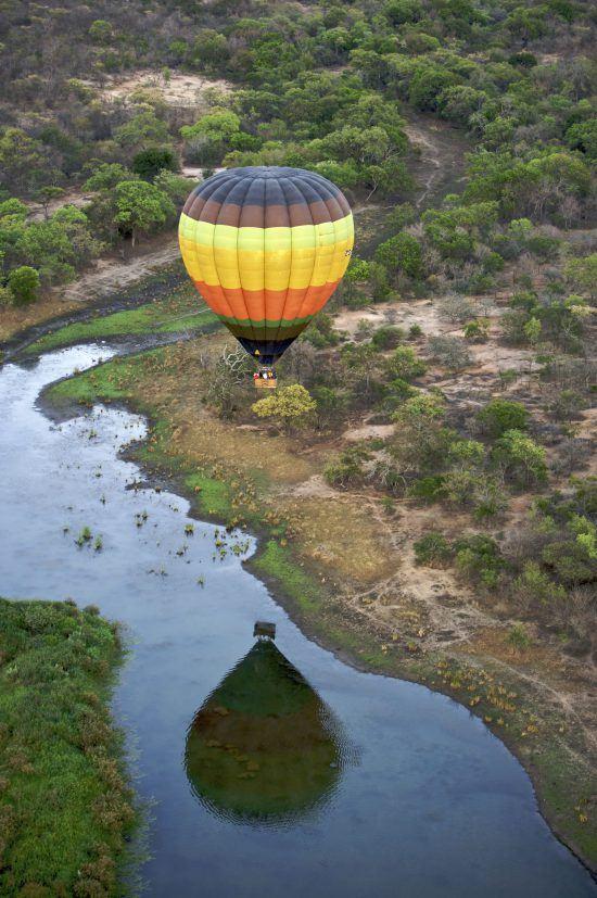 Safari à Kapama | Prenez de la hauteur