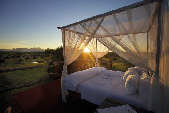 Safari à Kapama | Une nuit à la belle étoile