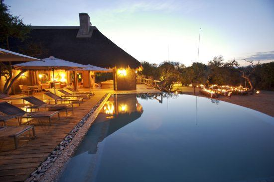 Safari à Kapama   River Lodge
