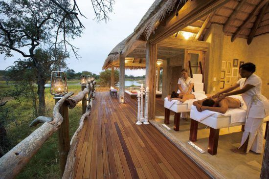 Safari à Kapama   Spa & Welness Centre à Karula