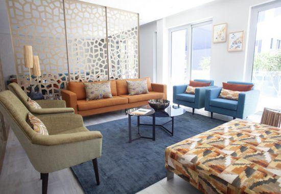 Quartiers Cape Town | Salon de la Villa Zest à Sea Point