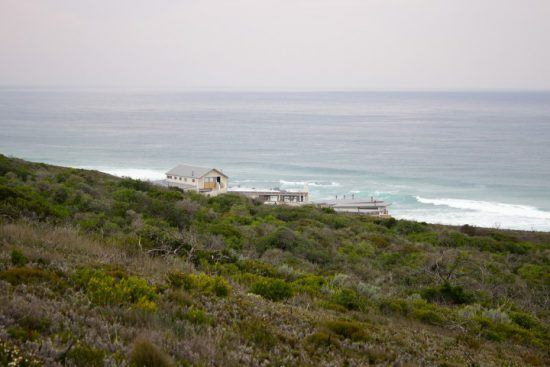 Die Lekkerwater Beach Lodge im De Hoop Nature Reserve