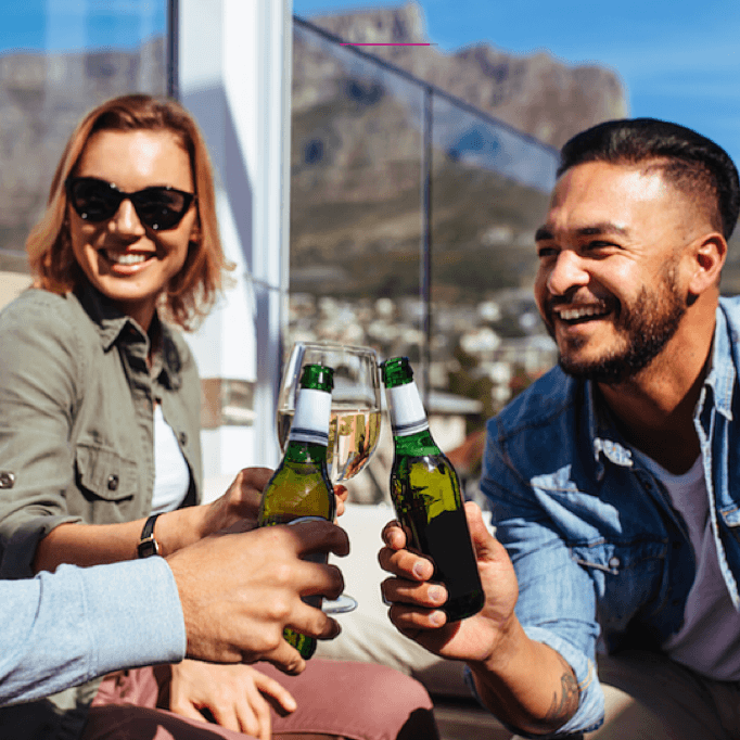 Cloud Nine is one of the best rooftop bars in Cape Town