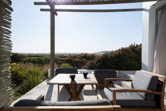 Paternoster is the perfect host for Strandloper Ocean Boutique Hotel
