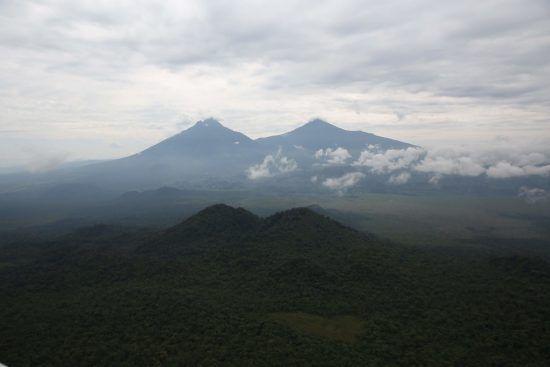 Tourisme au Rwanda | Le volcan éteint du mont Karisimbi