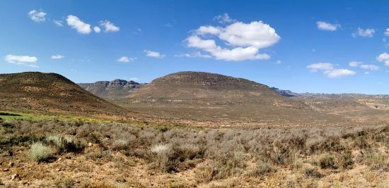 Views of the Cederberg Mountains