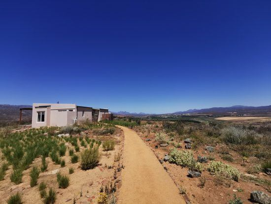 Two-bedroom suite at Cederberg Ridge Wilderness Lodge