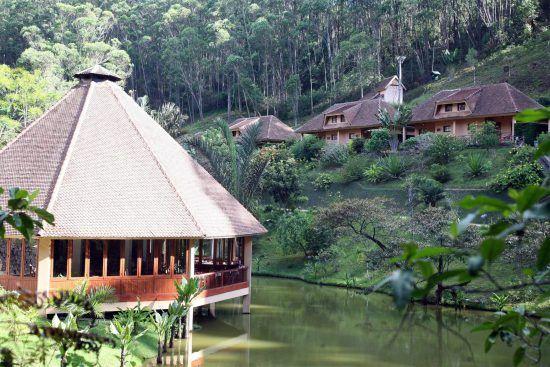 Logements à Madagascar | Vakona Forest Lodge