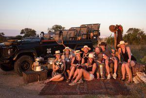 Educational Trips: Rhino Africa