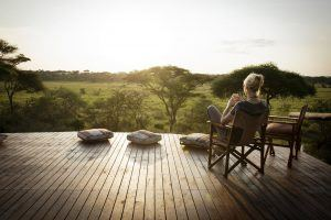 Utter peace at Oliver's Camp in the Serengeti