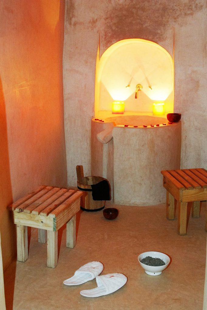 private-hammam-riad-ariha-marrakech