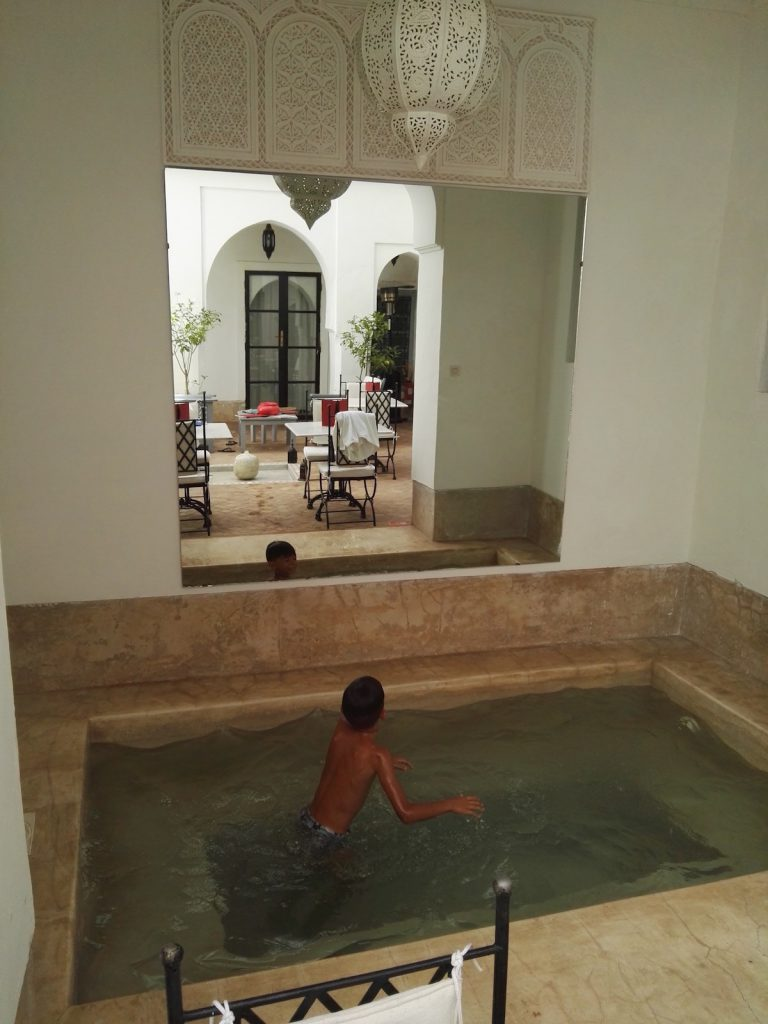 pool Riad ChiChi