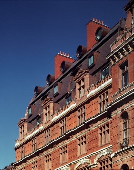 Great Eastern Hotel Liverpool St City Of London By The Manser Practice