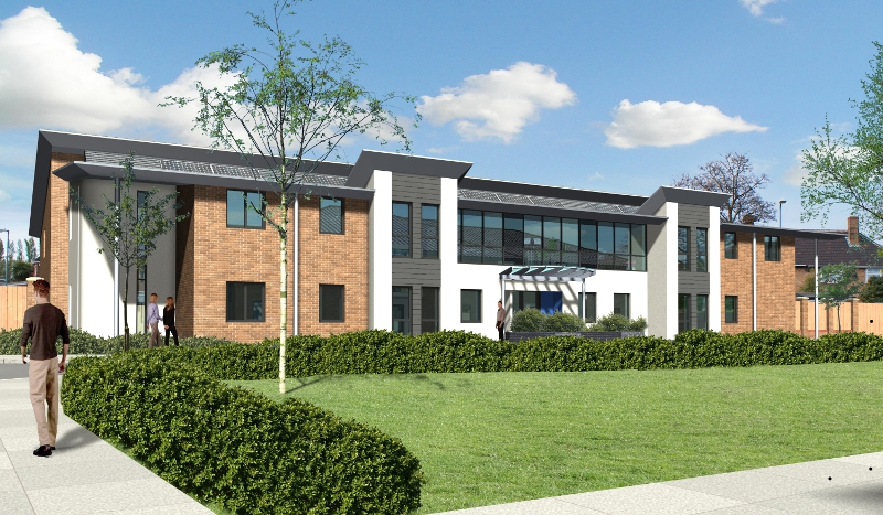 Code 3 Supported Housing - Middlesbrough by HMH Architects