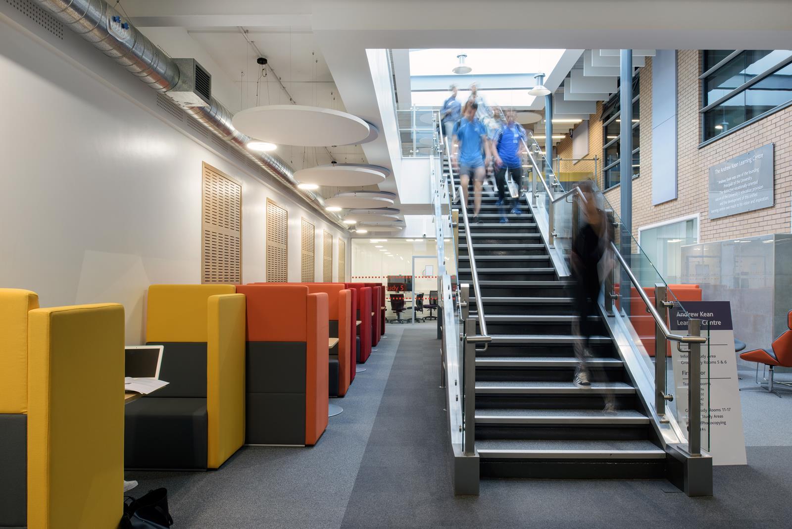 Andrew Kean Learning Centre by Jefferson Sheard Architects