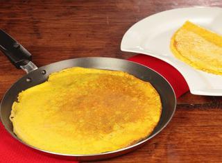 Crêpes dolci e salate la ricetta di base